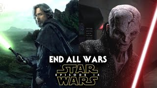 Star Wars Episode 9 Exciting News - The War To End All Wars & More!