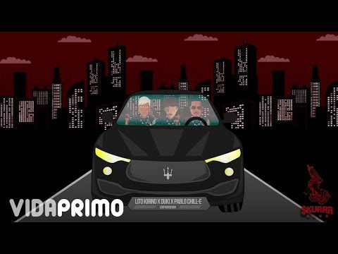 Lito Kirino X Duki X Pablo Chill-E [ EnvyMeFreestyle PT2 ]