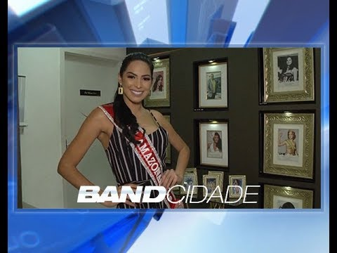 Miss Amazonas se prepara para representar o estado no Miss Brasil