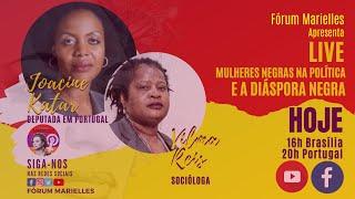 Mulheres Negras na Política e a Diáspora Negra