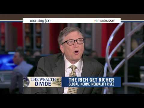 Bill Gates Minimum Wage
