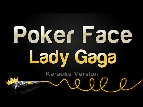 Lady Gaga - Poker Face Karaoke