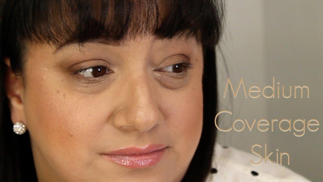 Medium Coverage Makeup Tutorial