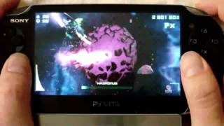 Super Stardust delta Vita Review HD