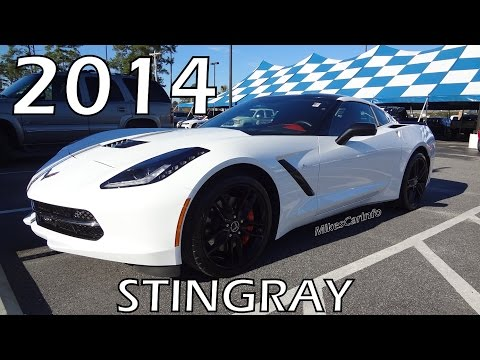 2014 CORVETTE STINGRAY 3LT Z51
