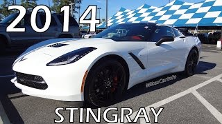 Chevrolet Corvette Stingray Z51 2014 Videos