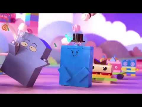 LEGO Unikitty! Master Frown and Brock