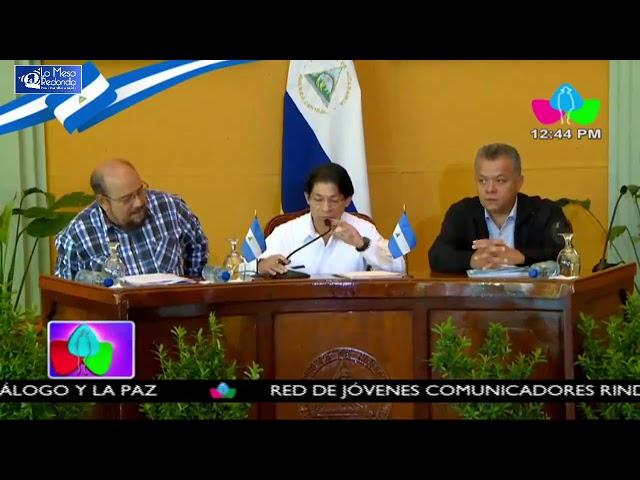 El pueblo de Nicaragua pide CASTIGO!