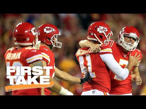 Stephen A. not convinced Chiefs are best team in NFL | First Take | ESPN