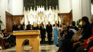 O Holy Night  - Anna-Louise Costello & Marine Institute Singers