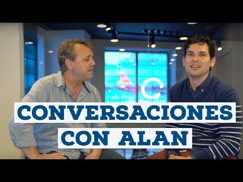 CONVERSACIONES CON ALAN