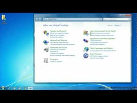 Disable Trackpad Auto-click In Windows 7 - Lucid Nerd Tutorial