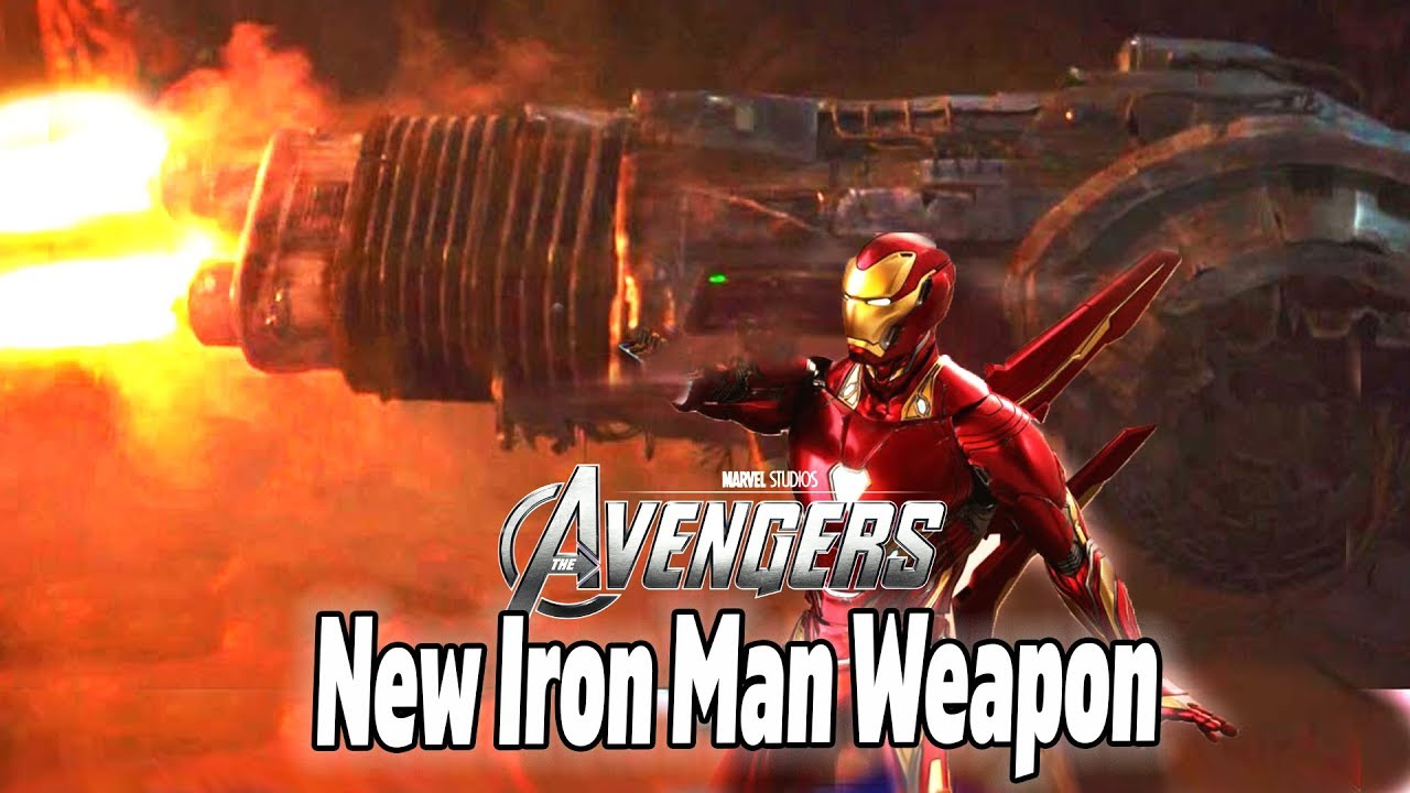 Avengers 4 Leaked Photo: Iron Man Proton Cannon Kills Thanos?