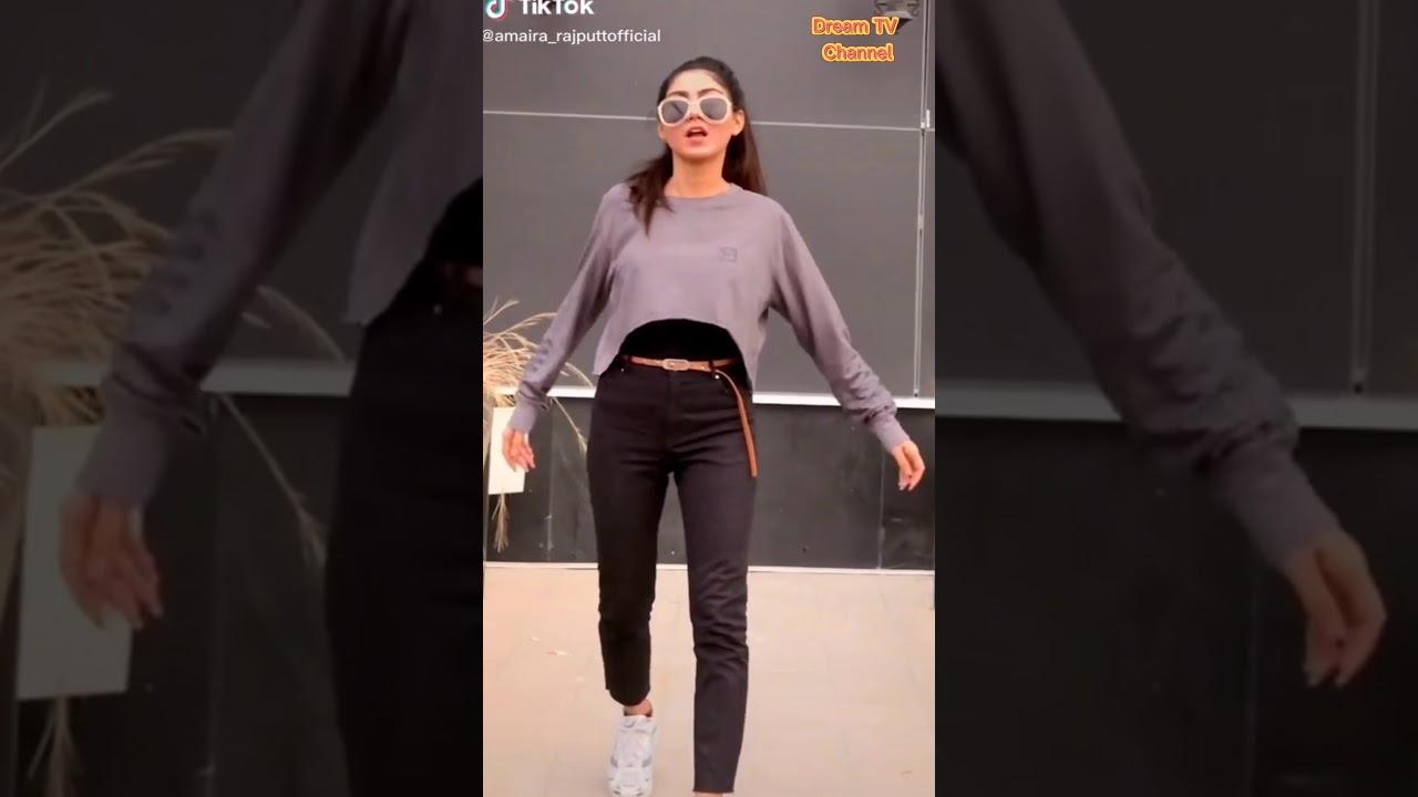 Amaira Rajput most popular Videos Tik tok / Girl Attitude /Beautiful Girl