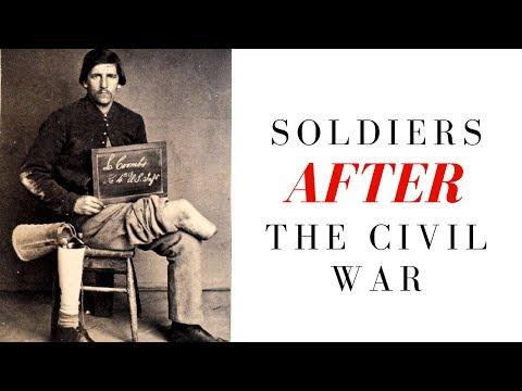 Civil War Talk: Soldiers After the Civil War