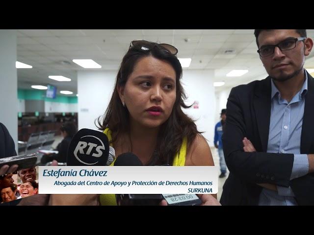 Presentación de Acción de Protección y Medida Cautelar a favor de la nacionalidad Sápara