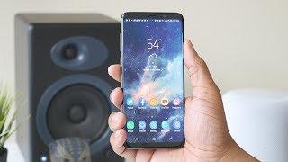 Samsung Galaxy S9: First Week Impressions