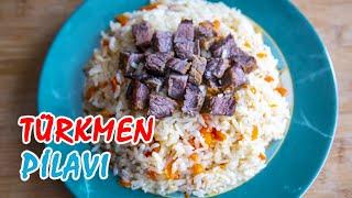 Türkmen Pilavı Tarifi Chef My Guest Türkmenistan