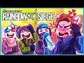 Rainbow Six Siege Moments that make you want to switch your shampoo...