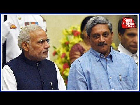 Manohar Parrikar Lauds PM Modi, Armed Forces On Surgical Strikes