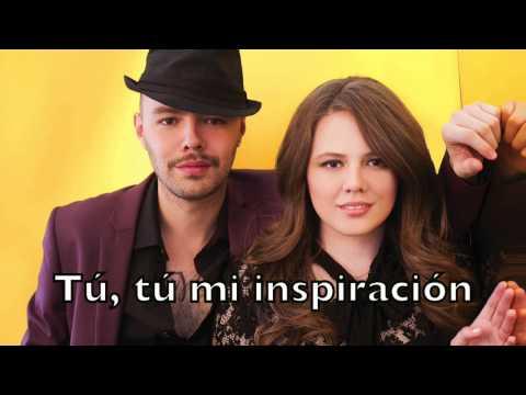 Jesse y Joy Chocolate Español Karaoke Cover Backing Track + Lyrics Acoustic Instrumental