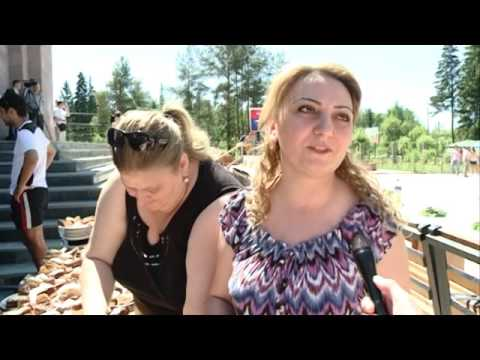 04 07 16 Армянский праздник Вардавар отметили в Удмуртии