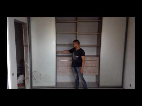 встроеный шкаф купе