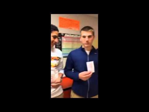 Fallston HS students celebrate Pi