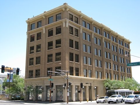 Phoenix: Downtown Building Made Hollywood History