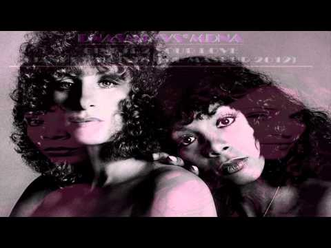Disco Queen Donna Summer Disconet Mix 12/31/48 To 5/17/2012. R.I.P