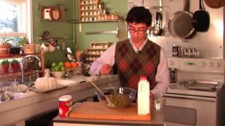 Simple Easy Thanksgiving Dinner - Green Bean Casserole