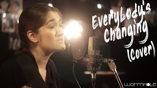 Keane - Everybody's Changing (Cover at Wormhole Sessions)