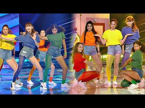 ′미국 레드벨벳(Red Velvet)′이 준비한 비장의 무기 #덤덤(Dumb Dumb)♬