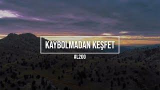 L200 ile Dağlar Ovalar - Ankara Burdur Antalya | L200 within The Nature