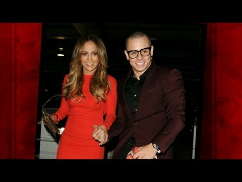Casper dating Jennifer Lopez