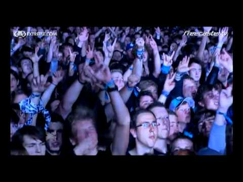 Rise Against - Architects Live @ Extreme Playgrounds 2011