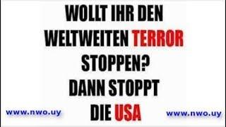Der Beweis: Die USA will den Krieg in der Welt und Russland gegen Deutschland ausspielen.