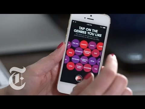 Beats Music Review | Molly Wood | The New York Times