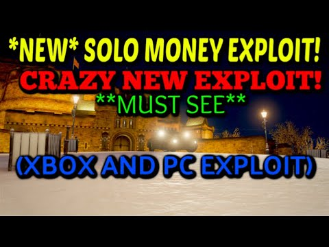 *NEW* SOLO MONEY GLITCH in Forza Horizon 4! (XBOX and PC) thumbnail