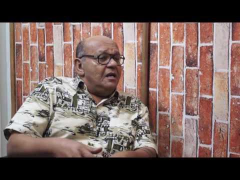GPS TV entrevista o escritor Ivan Belém