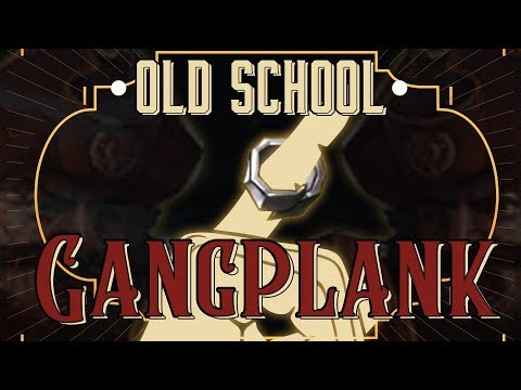 Tobias Fate - Old School Gangplank