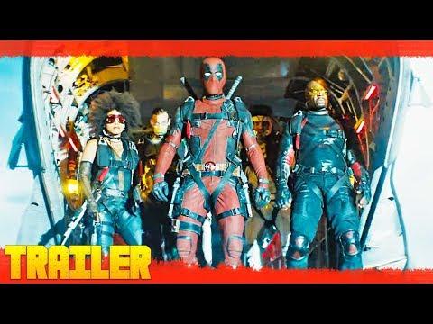 Deadpool 2 Meets Cable (2018) Nuevo Tráiler Oficial #2 Subtitulado