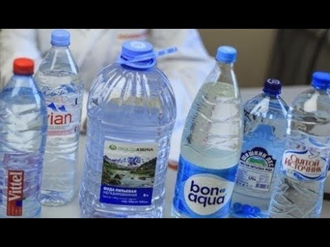 #2 Большой тест качества питьевой воды | ЗДОРОВЬЕ
