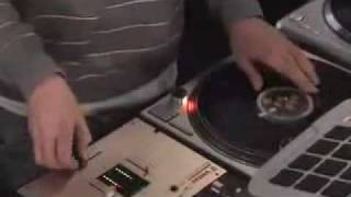 Dj Troubl mixvibes demo routine