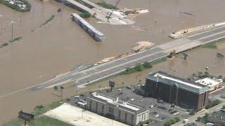 Flooded towns in Missouri still face rainstorms