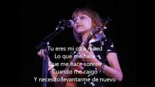 Beautiful Thing-Grace Vanderwaal (Letra En Español)