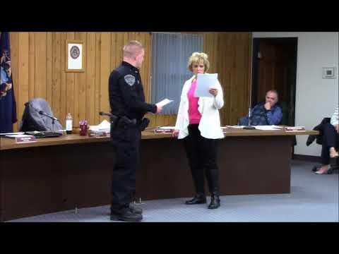Bridgeport Township Board Meeting April 3rd, 2018