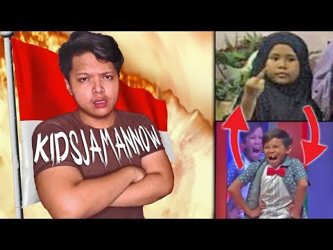 Orang Orang Indonesia BODOH! Why Gitu Loh!? #KidsJamanNow
