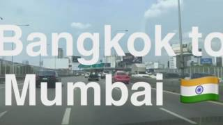 Video BANGKOK TO BOMBAY 🇮🇳 ARRIVING IN MUMBAI INDIA download MP3, 3GP, MP4, WEBM, AVI, FLV Oktober 2017