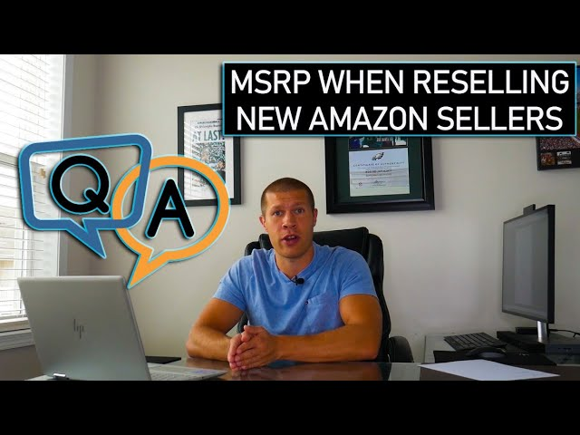 Estimating MSRPs and Profit…and…What to do as a New Amazon Seller when you're gated